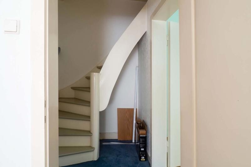 DG: Treppenaufgang zum Dach