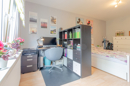 1. OG - Schlafzimmer mit Zugang zur Loggia