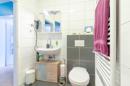 1. OG - Bad mit Dusche und Gas-Etagenheizung