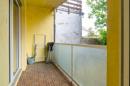 EG - Loggia zur Gartenseite - begehbar von Wohnzimmer