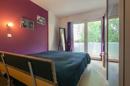 EG - Schlafzimmer mit Zugang zur Loggia