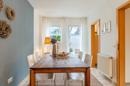 Esszimmer mit Zugang zur Küche und 2. Terrasse