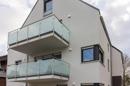 Balkone mit Edelstahl und Glas