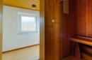 Sieht aus wie eine Sauna, ist aber ein Abstellraum. Unersetzbar in jedem Haus - Sie werden Ihn lieben!