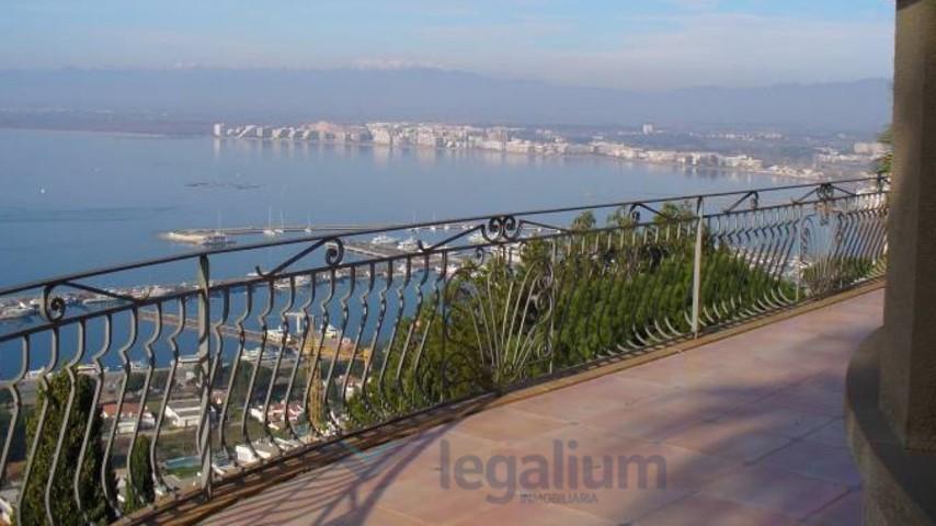 stunning seaviews Girona Spain