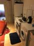 Die Küche einer der Wohnungen