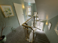 Treppenhaus-Hotel