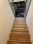 Treppe zur Wohnung