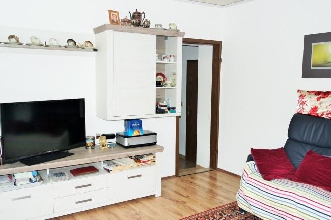 ELW, Wohnzimmer, eingerichtet