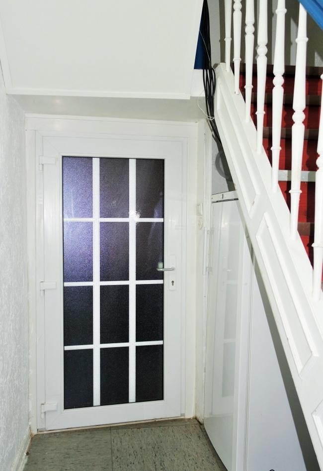 Hauptwohnung, Eingang