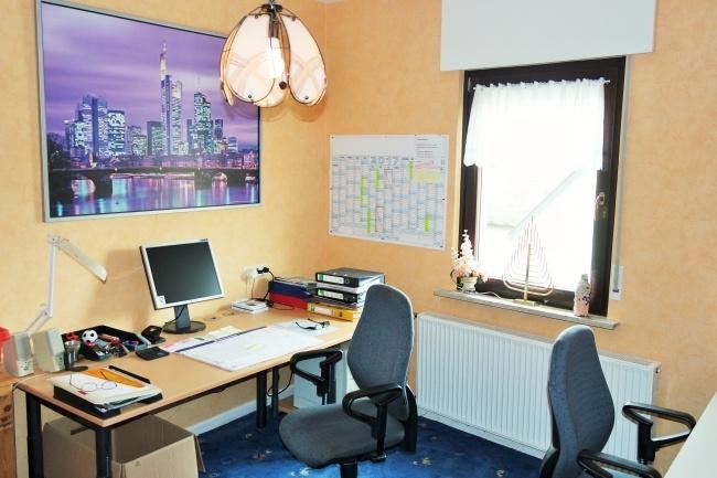 Hauptwohnung, Zimmer 4