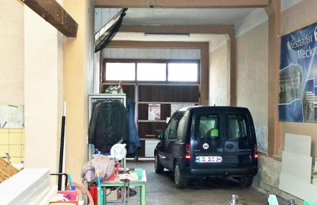 Scheune, Garage, Werkstatt