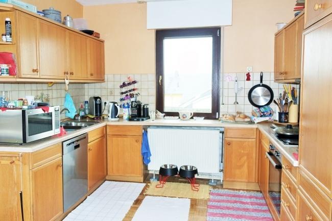Hauptwohnung, Küche