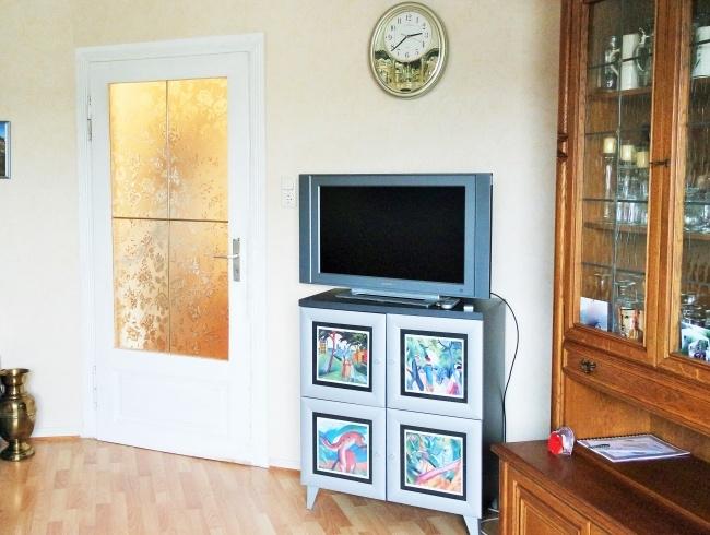 Hauptwohnung, Wohnzimmer-Bild 2