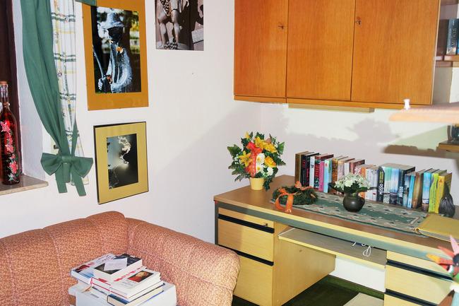 Büro, Gästezimmer