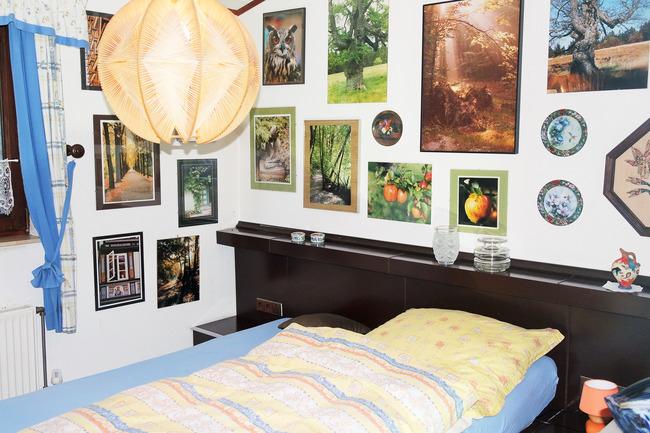 Schlafzimmer, Bild 1