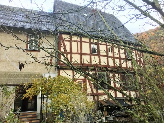 Rückseite Haus ,2