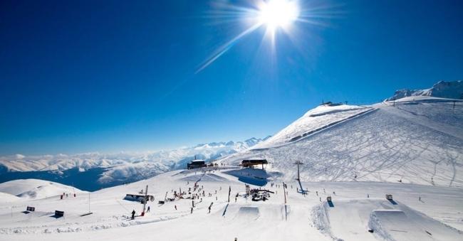 Skigebiete ganz in der Nähe