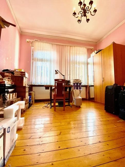 Wohnzimmer 1 OG. Ansicht 2