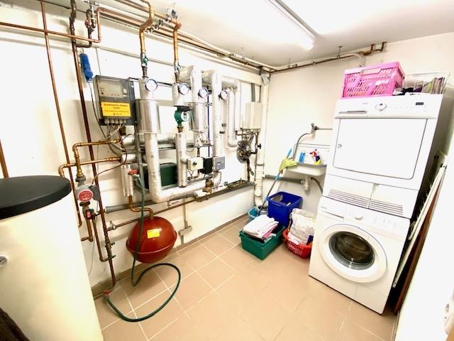 Technikraum m. Waschanschluss