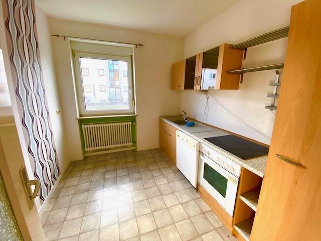 Küche Wohnung EG.