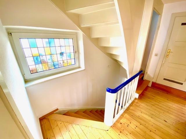 Treppenaufgang Wohnung 1