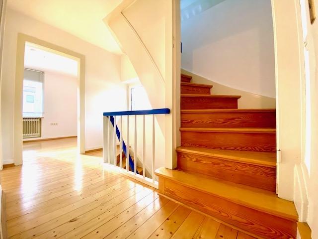 Treppenaufgang OG. Wohnung