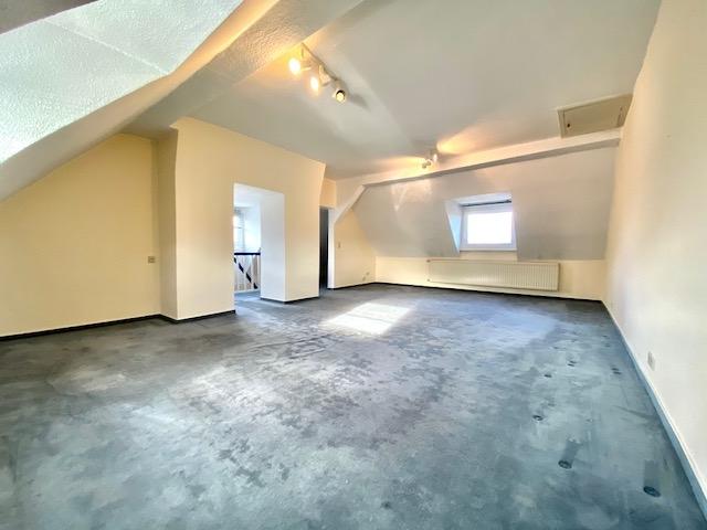 Dachboden Wohnung OG.