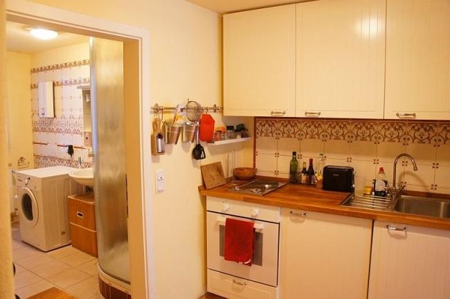 Küche Teilansicht 1