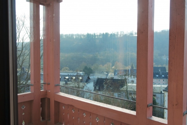 Balkon, 1.OG