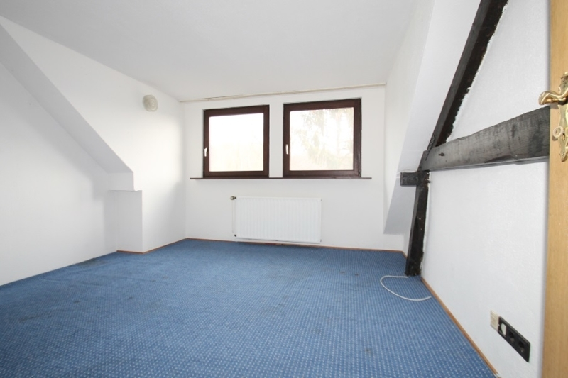 Dachgeschosswohnung, 78 m²