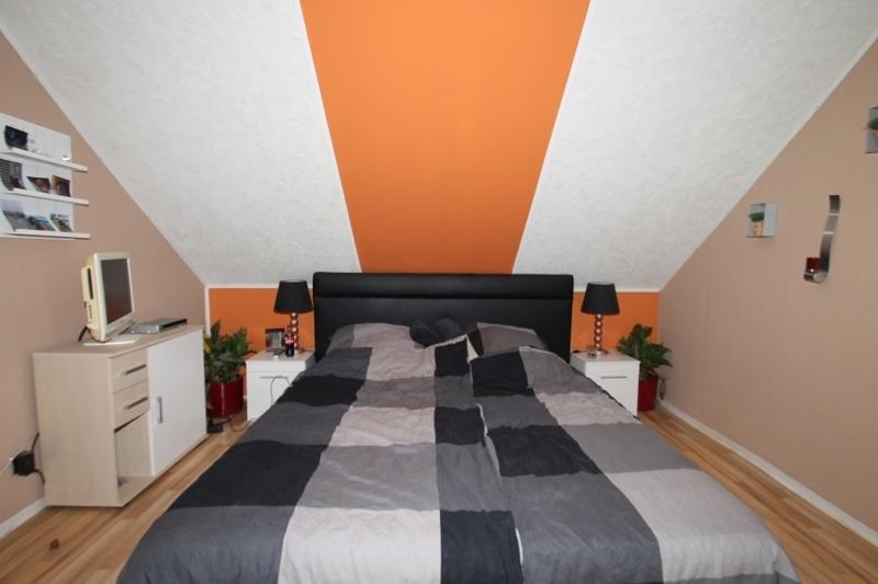 Schlafzimmer Dachgeschoss Bild 2