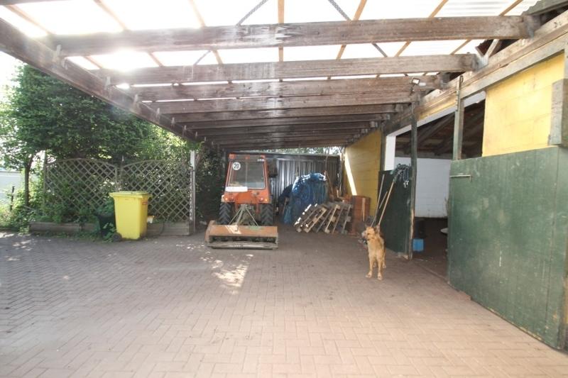 Carport/Außenbereich