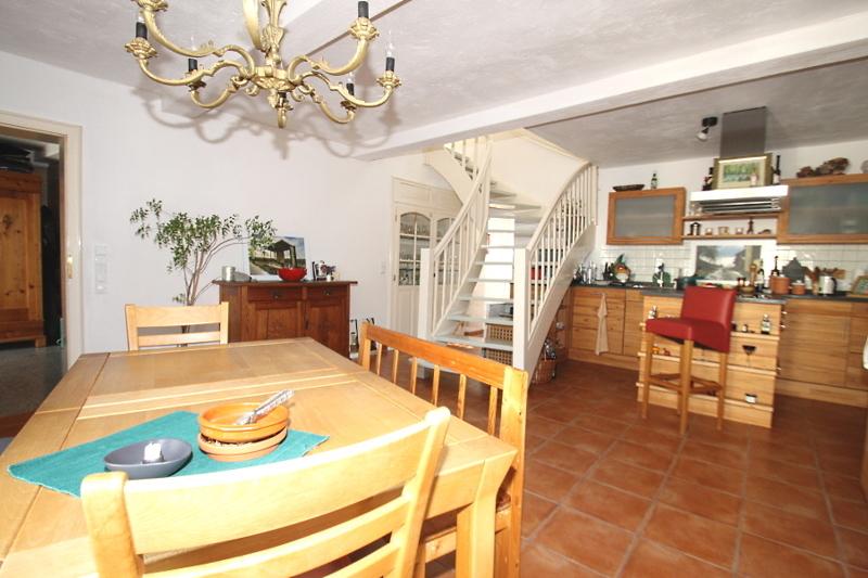 Wohnraum/Küche Bild 3