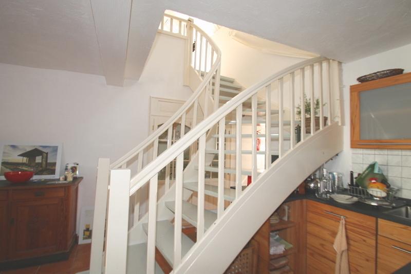 Treppengang Obergeschoss