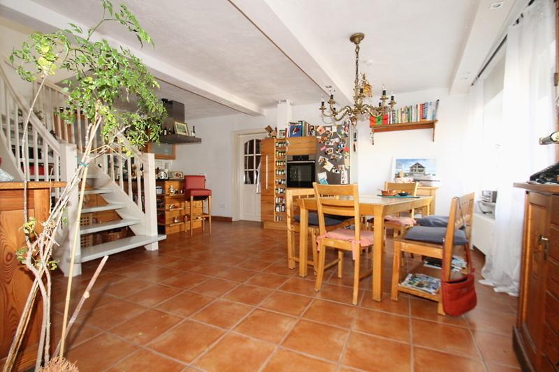 Wohnraum/Küche Bild 1
