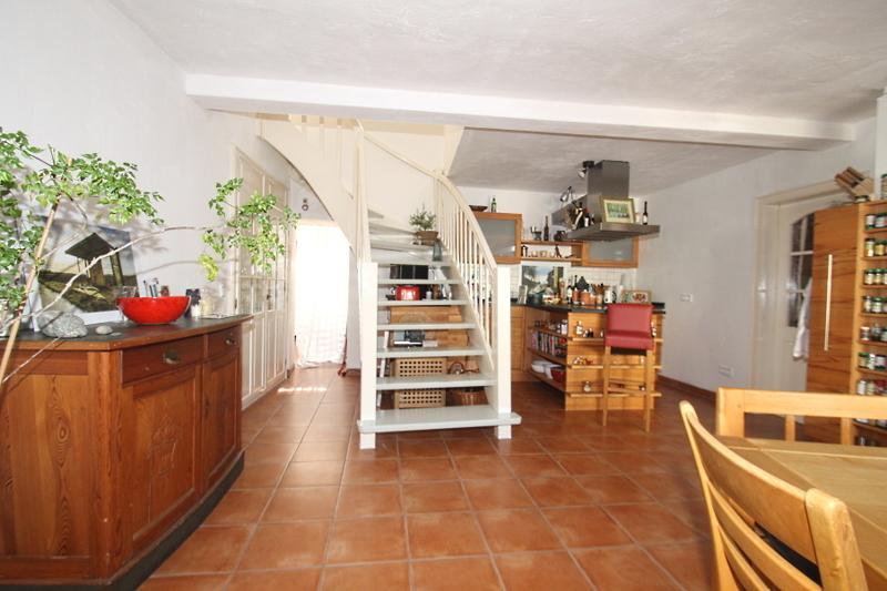 Wohnraum/Küche Bild 2