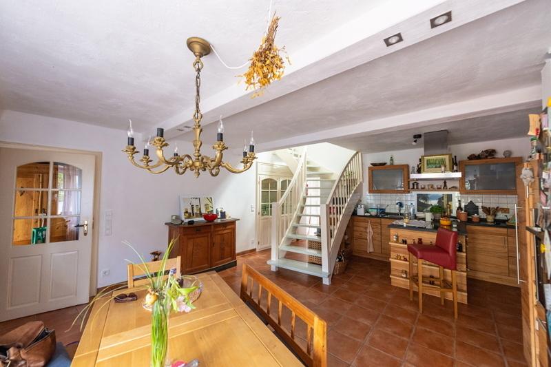 Wohnraum/Küche Bild 4