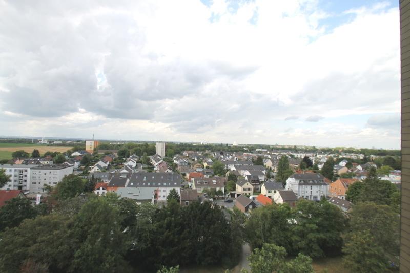 Fernsicht Balkon
