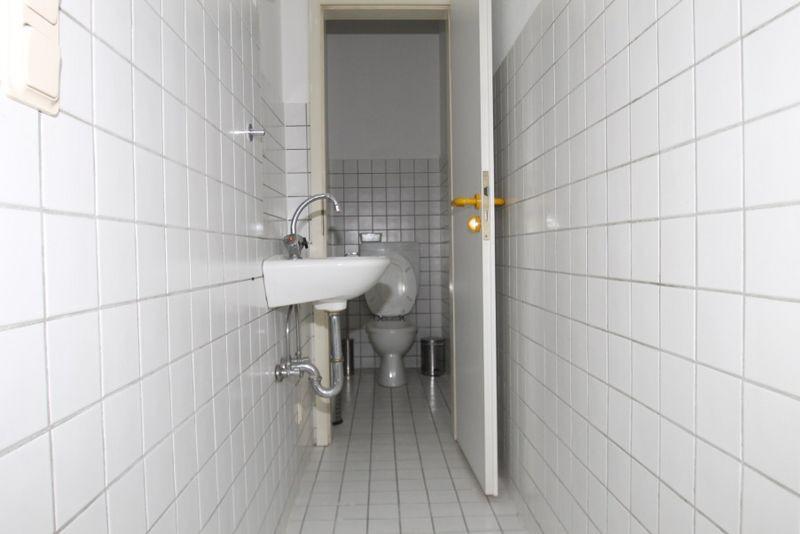 Erstes WC