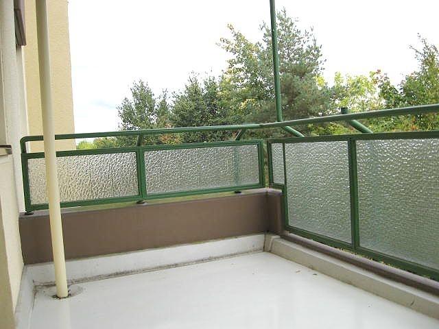 Balkon bzw. Loggia