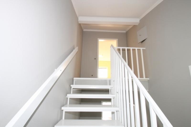 Treppengang Dachgeschoss