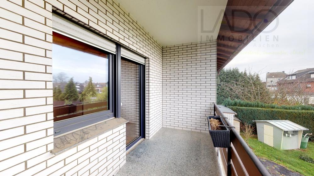 Balkon Schlafzimmer