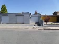 Ansicht Lager und Garage 2