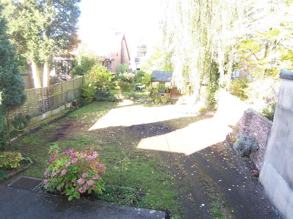 Garten keine Gemeinschaftsnutzung