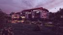 Wohnpark an der Leuchsen Abend - Visualisierung
