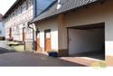 Nebengebäude mit Heizungsaufstellung