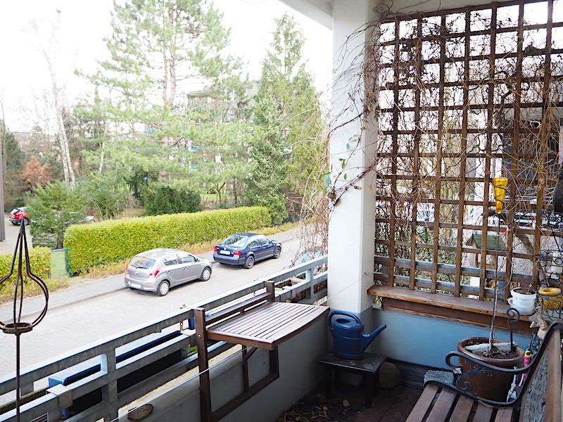Balkonansicht