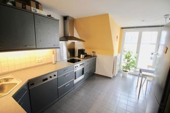 Küche auf einen Blick