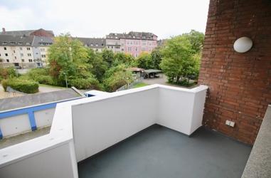Balkon Süd-West